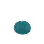 Le Creuset Caribbean Silicone Cool Tool Hot Pad