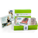Fire & Flavor Gourmet Made Simple 7-Piece Gift Set