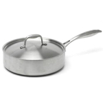 GreenPan Stockholm Aluminum Induction Saute Pan, 9.5 Inch