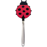 Tovolo Spatulart Ladybug Nylon Flex Turner