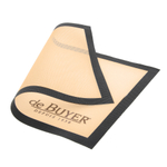 De Buyer 15.7 x 11.8 Inch Perforated Silicone Mat