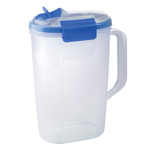 Progressive Blue Snaplock 2 Quart Juice Pitcher