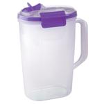 Progressive Purple Snaplock 2 Quart Juice Pitcher