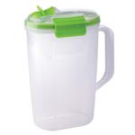 Progressive Green Snaplock 2 Quart Juice Pitcher