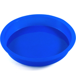 Reynolds Blue Silicone Round Cake Pan