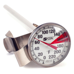 CDN ProAccurate Beverage and Frothing Thermometer