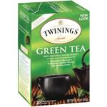 Twinings Green Tea, 20 Count