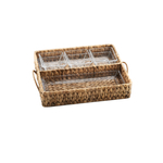 Artland Garden Terrace Collection Double Tray Server