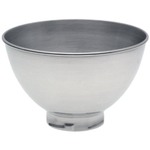 KitchenAid KB3SS 3 Quart Polished Stainless Steel Mixing Bowl
