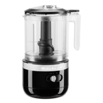 KitchenAid Onyx Black 5 Cup Cordless Food Chopper