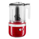 KitchenAid Empire Red 5 Cup Cordless Food Chopper
