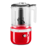 KitchenAid Passion Red 5 Cup Cordless Food Chopper