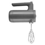 KitchenAid Matte Charcoal Grey Cordless 7 Speed Hand Mixer