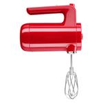 KitchenAid Passion Red Cordless 7 Speed Hand Mixer