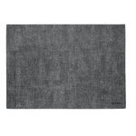 Guzzini Grey Tiffany Fabric Reversible Place Mat, Set of 6