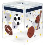 All Stars Sports Boutique Tissue Box Cover