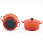Le Creuset Flame Round French Oven Magnet