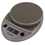 Escali Primo Metallic Digital Scale 11 lb / 5 Kg