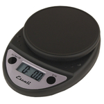 Escali Primo Black Digital Scale 11 Lb / 5 Kg