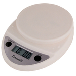 Escali Primo White Digital Scale 11 lb / 5 Kg