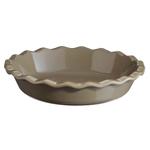 Emile Henry Flint Ceramic 9 Inch Pie Baking Dish