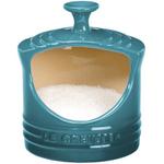 Le Creuset Caribbean Stoneware Salt Crock