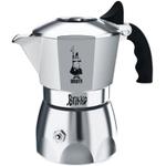 Bialetti Brikka Stovetop Espresso Percolator, 4 Cup