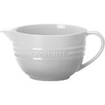 Le Creuset White Stoneware Batter Bowl, 2 Quart
