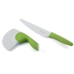 Prepara Salad Prep Set Oolu & Knife Green