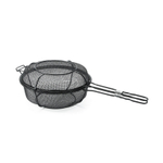 Outset Non-Stick Skillet and Grilling Basket