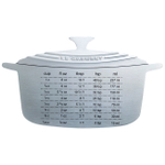 Le Creuset 18/8 Stainless Steel Measurement Converter Magnet