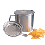 Endurance Stainless Steel Fryer's Friend Grease Keeper