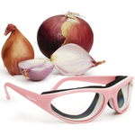 RSVP Pink Tear Free Anti-Fog Onion Goggles