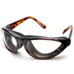 RSVP Pro-Style Tortoise Tear Free Onion Chopping Goggles