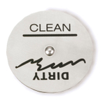Endurance Clean or Dirty Rotating Dishwasher Magnet