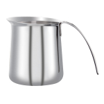 Krups Stainless Steel Milk Frothing Pitcher, 12 Ounce