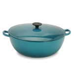 Le Creuset Caribbean Enameled Cast Iron Soup Pot, 2.75 Quart