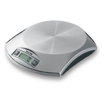 Salter Stainless Steel 5lb. Digital Kitchen Scale Diet
