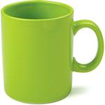 OmniWare Teaz Cafe Citron Stoneware 11 Ounce Classic Coffee Mug