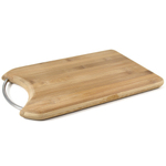 Bamboo Cutting Board, 12 x 8 Inch