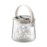 Bodum Cool Double Wall Glass Ice Bucket in White