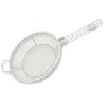 Elizabeth Karmel Wire Mesh 11 Inch Sizzlin Skillet Grilling Basket