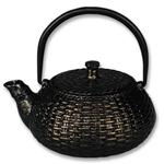 Old Dutch Metallic Copper Cast Iron Japanese Tetsubin Teapot, 20 Ounce