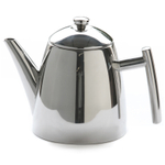 Frieling Primo 14 Ounce Stainless Steel Teapot with Infuser