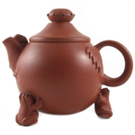 Frog 14 Ounce Yixing Clay Teapot
