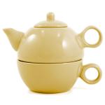 Metropolitan Tea Sahara Sand Ceramic Tea For Me Pot