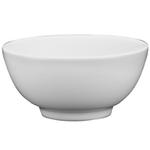 Typhoon Oriental White Gloss Ceramic Rice Bowl