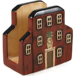 Hotel California Ceramic Napkin Holder