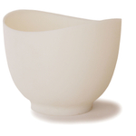 iSi Flex-it White Silicone Mixing Bowl, 1.5 Quart