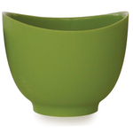 iSi Flex-it Wasabi Green Silicone Mixing Bowl, 1.5 Quart